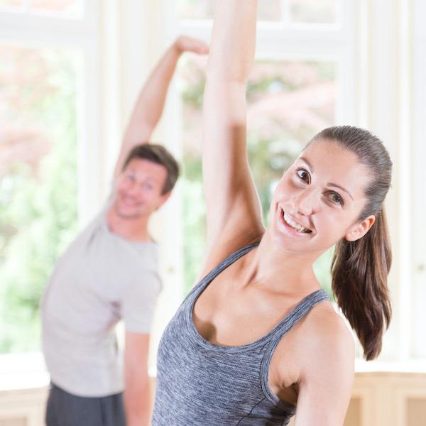 Bewegungstraining für Faszien und Beweglichkeit