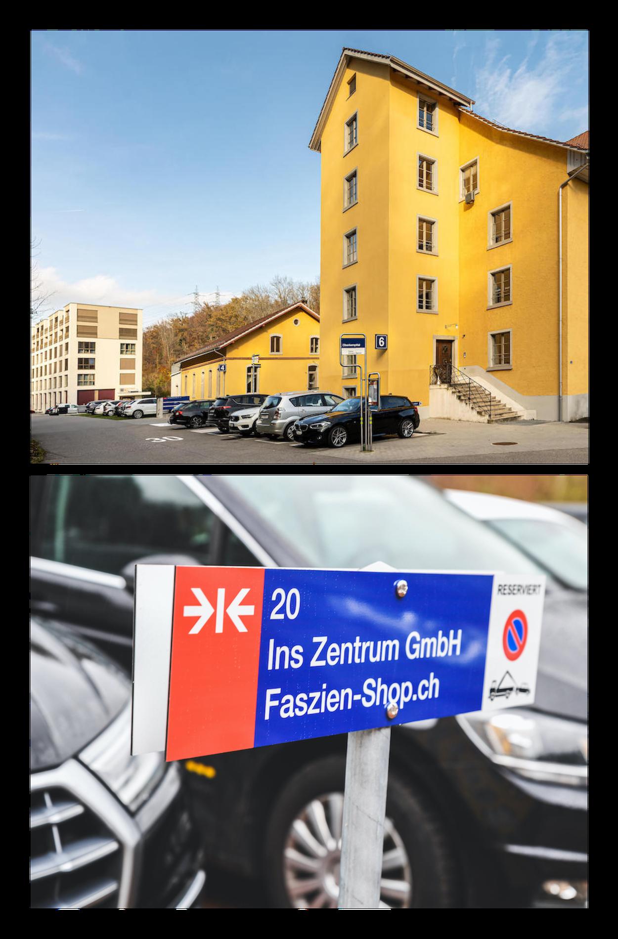 Kontakt & Anfahrt: So finden Sie das Team von L&B Schweiz